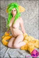 Feisty KItty by CosplayDeviants