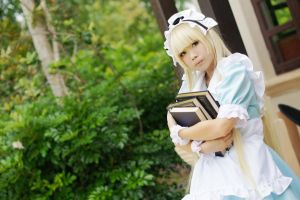 Gosick - Victorique by Ika-xin