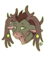 Headshot Commission by Miss-Melis