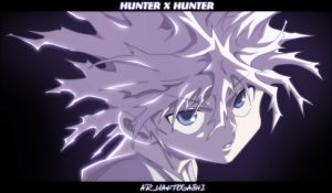 Hunter x Hunter 281: Killua by AR-UA