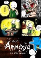 Cry Plays Amnesia by ObsessedwithKurtty