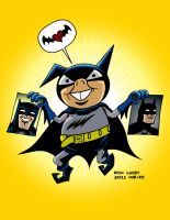 Batmite by Drawrick
