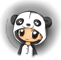 Panda! :3 by Lucia-95RduS