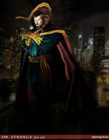 Dr. Strange by Pogimonz