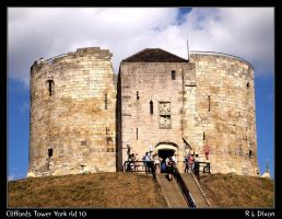 Cliffords Tower York rld 10 DAsm by richardldixon