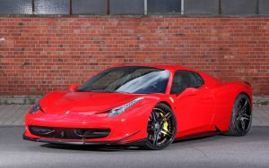 2014 MEC Design Ferrari 458 Spider by ThexRealxBanks
