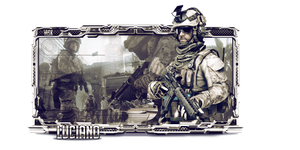 Sign Battlefield 3 by Luciano246BR