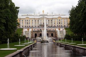 Grand Peterhof Palace by Yavanna1815