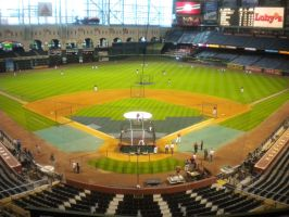 Minute Maid Park: Houston by WidoPhoto