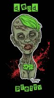 ZOMBIE PRINT 4 by Bungle0