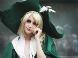 Magi: The Kingdom of Magic - Yunan by GeshaPetrovich