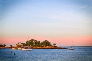 New Rochelle At Sunset by jdblanco17