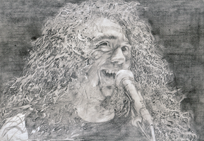 Tom Araya by Horsissa