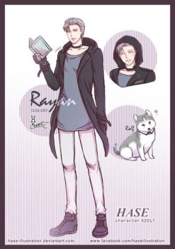 Character - HASE by hase-illustration