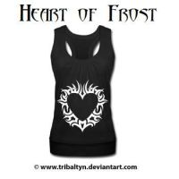 Tribal Shirt: Heart of Frost by tribaltyn