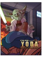 Yoda: Rules of Engagement by JoeHoganArt