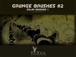 Grunge Brushes 2 by RavenGraphics