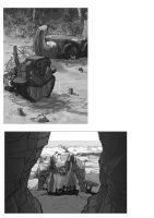 background layout for a tv serie by walderworld