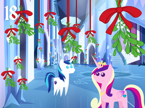 2014 Advent Day 18 by bronybyexception