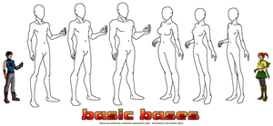 Basic Bases by Meibatsu