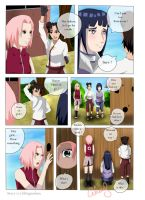 Naruto's secret love p1 by Celious