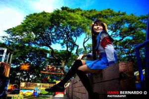 Suzumiya Haru.. eXpose Sunglight by PrincessQuincel