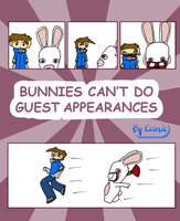 BUNNIES CAN'T DO by Csonic6