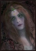 Guinevere's Tears by Bohemiart