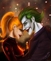 Mad Love by FrolJoker