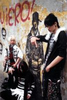 + Photoshoot: Visual Kei 09 by sanodesign