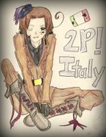 2P!Italy: Colored by edwardsuoh13