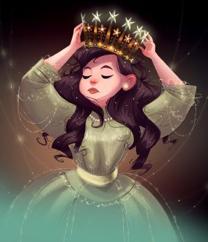 Crown - Daily sketch by Tigermint