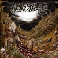 Mucous Secretion by art-of-gore
