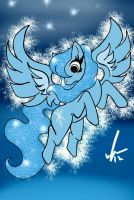 Crystal Snow by Alazak