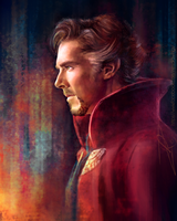 Doctor Strange by Lap12
