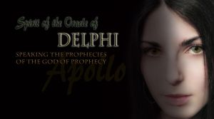 The Spirit of the Oracle of Delphi