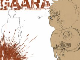 Gaara Desktop by dtownley1