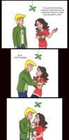 Mistletoe 2 by DKCissner