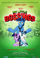My Little Bossing by wolfjedisamuel