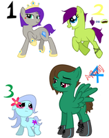 MLP FIM AUCTION!! by Katwyn-Lauryl