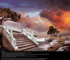 Stairway to Titania - Stock by Thy-Darkest-Hour