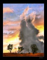 Cloud Colossus by Inebriantia