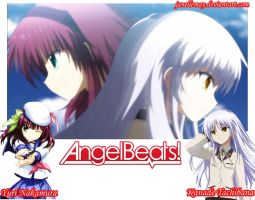 Angel Beats Created in PhotoScape6 by JanelleMay