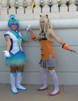 Two New Vocaloid3 by akarimichelle