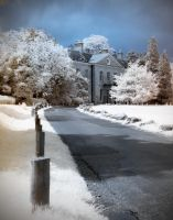 Winters House by wreck-photography