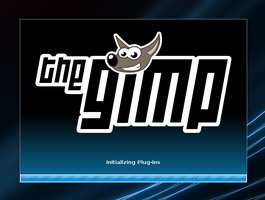 GIMP Splash by CITguy