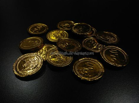 Coins by GreatDeath