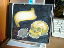 Goth CD cover Final design by SketchKat