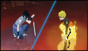 Naruto vs sasuke final battle by itachiulquiorra