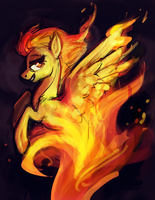They call me Spitfire by Tracyelicious